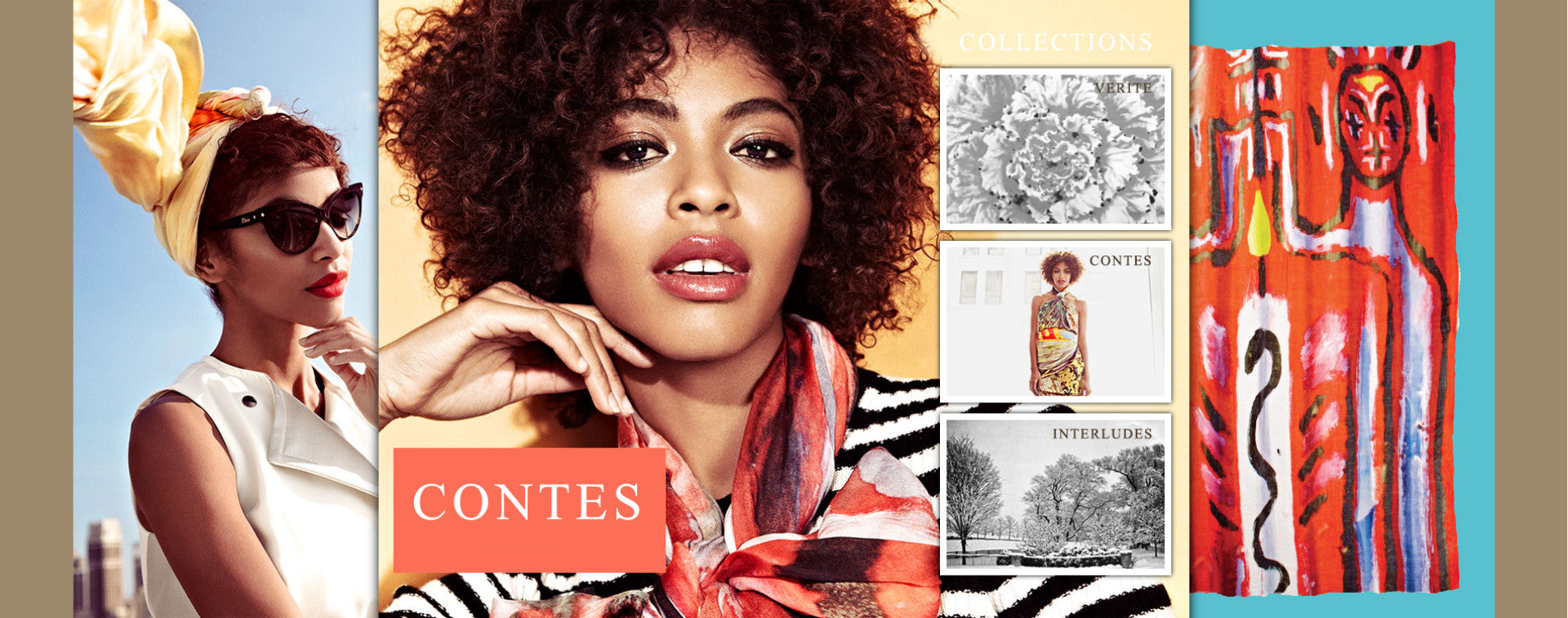 Contes - The Sheila Johnson Collection