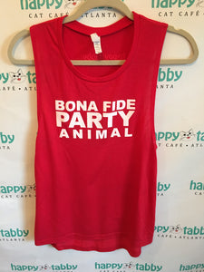Bella+Canvas Flowy Scoop Muscle Tank