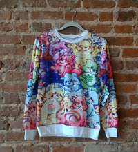 Load image into Gallery viewer, Rainbow Care Bear Sweatshirt
