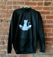 Load image into Gallery viewer, Sporty Cat Sweater