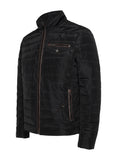 IOWA Black Puffer Jacket