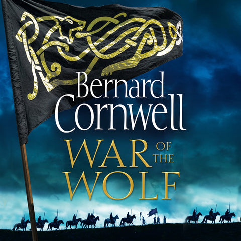 War of the Wolf : 11 by Bernard Cornwell