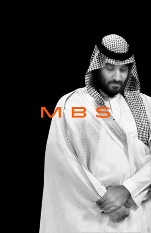 MBS : The Rise to Power of Mohammed Bin Salman by Ben Hubbard