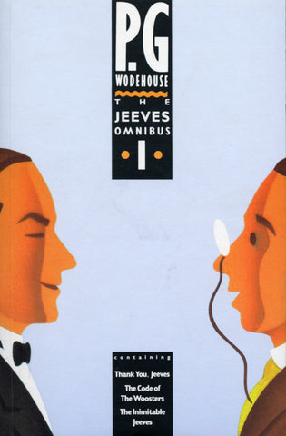 The Jeeves Omnibus - Vol 1 by P.G. Wodehouse