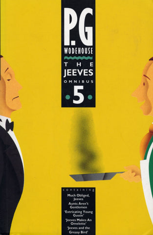 The Jeeves Omnibus - Vol 5 by P.G. Wodehouse