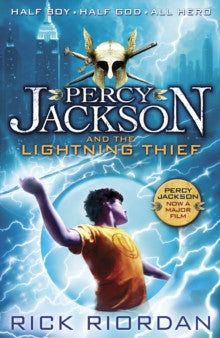 Percy Jackson and the Lightening Thief by Rick Riordan