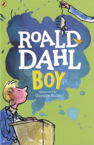 Boy : Tales of Childhood by Roald Dahl