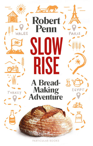 Slow Rise by Robert Penn