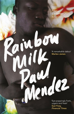 Rainbow Milk by Paul Mendez