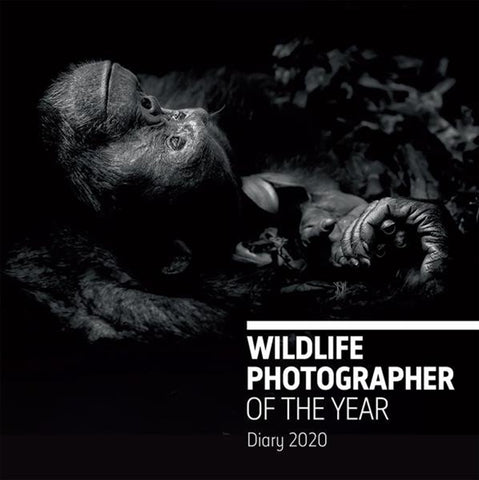 Wildlife Photographer of the Year Desk Diary 2020 by Natural History Museum