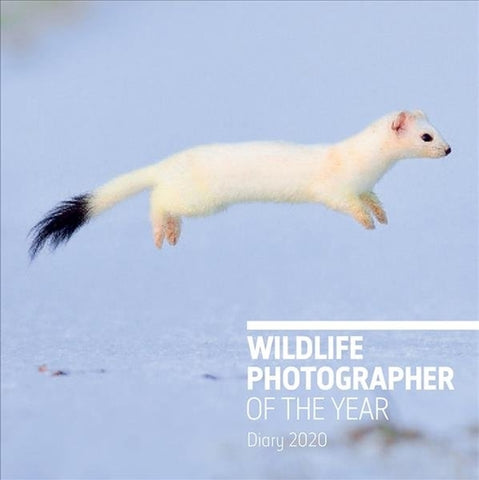 Wildlife Photographer of the Year Pocket Diary 2020
