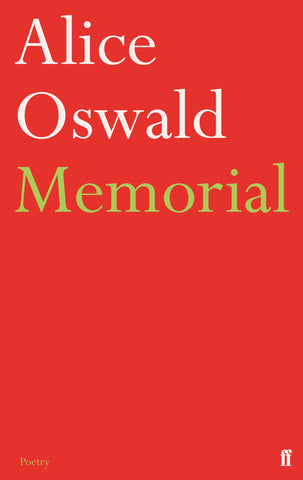 Memorial by Alice Oswald