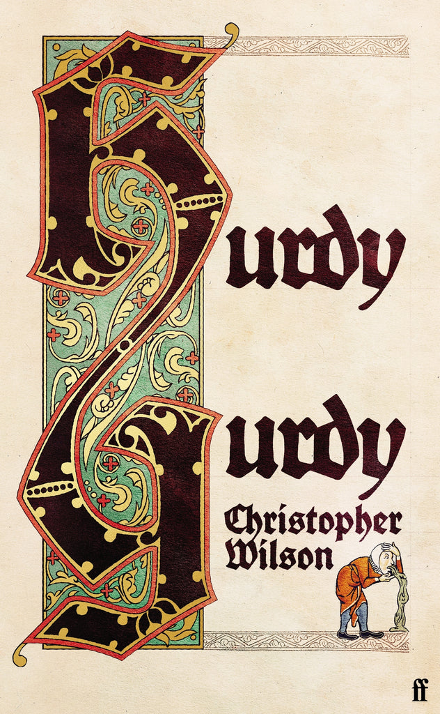 Hurdy Gurdy by Christopher Wilson