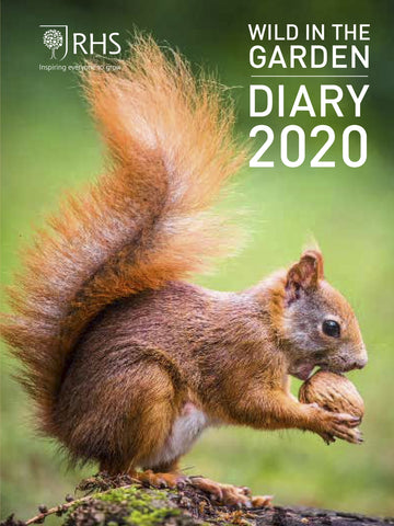 Royal Horticultural Society Wild in the Garden Pocket Diary 2020