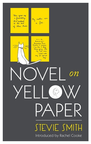 Novel On Yellow Paper by Stevie Smith