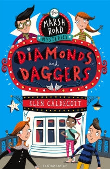 Diamonds and Daggers by Elen Caldecott