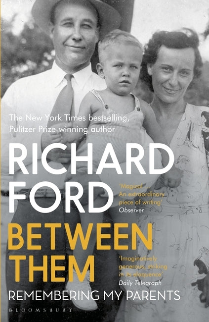 Between Them by Richard Ford