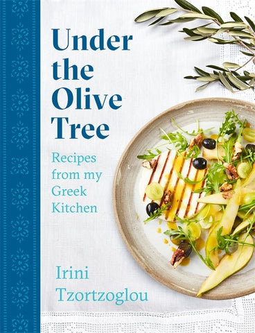 Under the Olive Tree by Irini Tzortzoglou