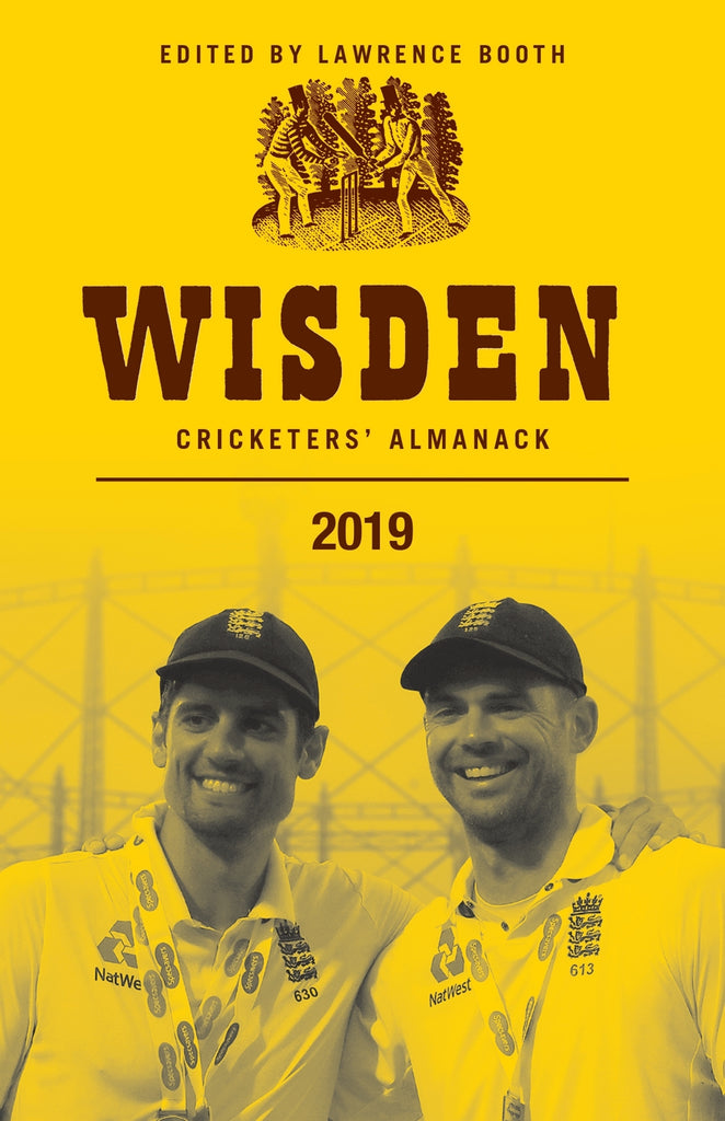 Wisden Cricketers' Almanack by Lawrence Booth