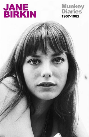 Munkey Diaries by Jane Birkin
