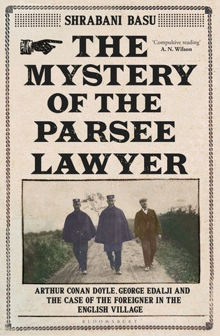 The Mystery of the Parsee Lawyer by Shrabani Basu