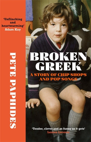 Broken Greek by Pete Paphides