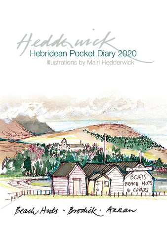 Hebridean Pocket Diary 2020 by Mairi Hedderwick