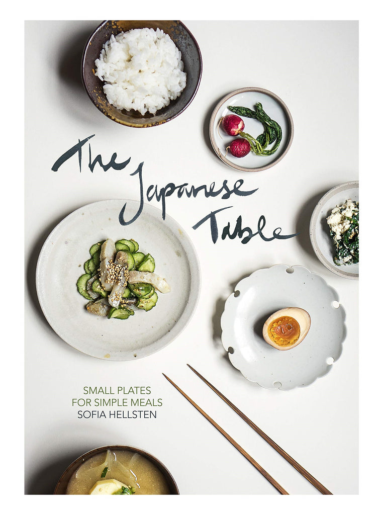 The Japanese Table by Sofia Hellsten