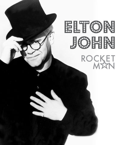 Elton John : Rocket Man by Chris Roberts