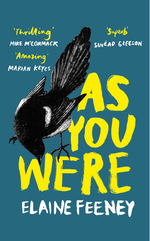 As You Were by Elaine Feeney