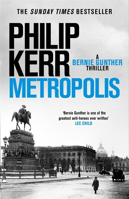 Metropolis by Philip Kerr