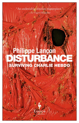 Disturbance by Philippe Lancon