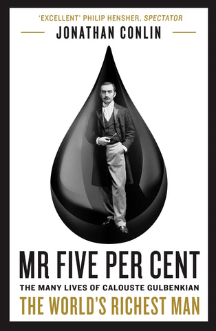 Mr Five Per Cent by Jonathan Conlin