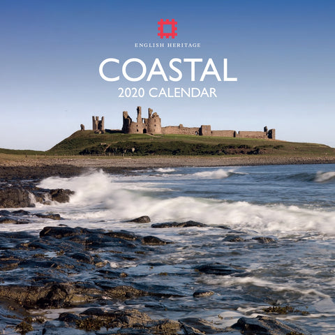 Coastal 2020 Square Wall Calendar
