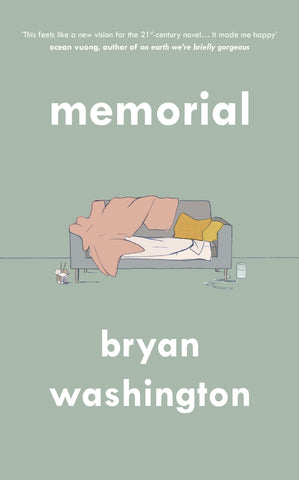 Memorial by Bryan Washington