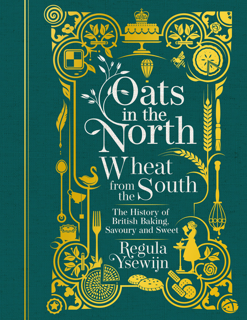 Oats in the North, Wheat from the South by Regula Ysewijn