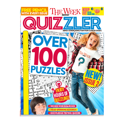 The Week Junior Quizzler - Issue 2