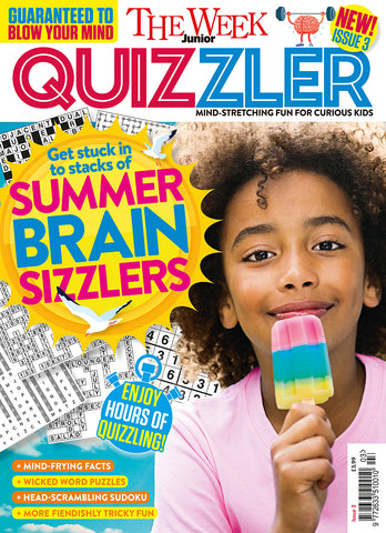 The Week Junior Quizzler - Issue 3