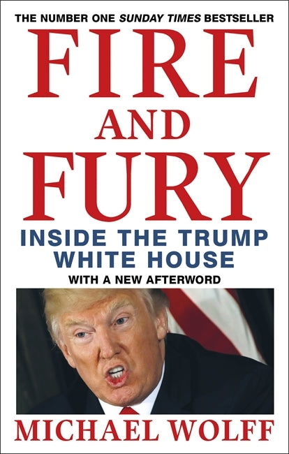 Fire and Fury by Michael Woolf
