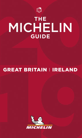 Great Britain & Ireland: The Michelin Guide 2019
