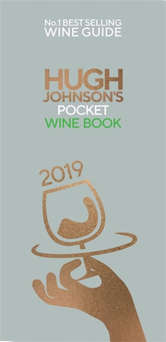 Hugh Johnson's Pocket Wine Book 2019 by Hugh Johnson