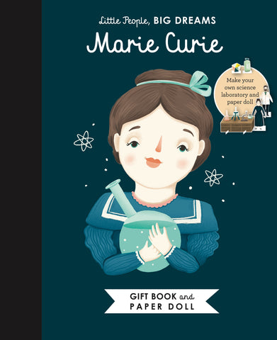 Little People, Big Dreams: Marie Curie Book by Isabel Sanchez Vegara