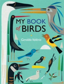My Book of Birds by Geraldo Valerio