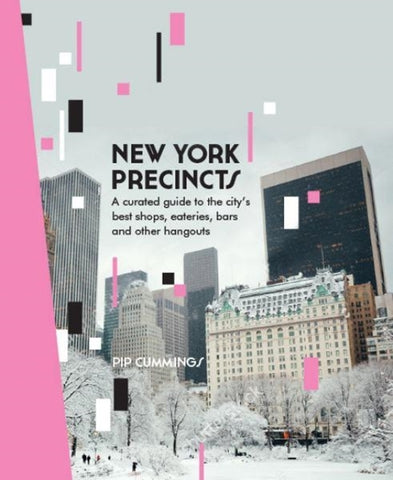 New York Precincts by Pip Cummings