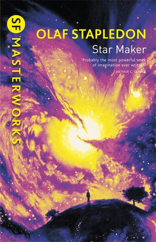Star Maker by Olaf Stapledon