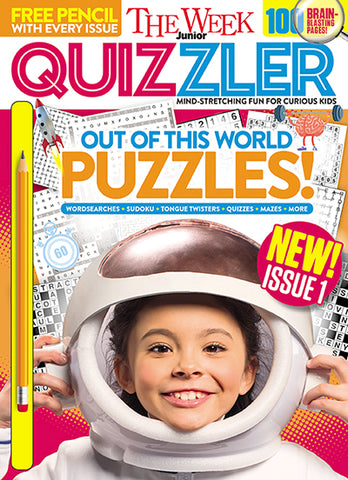 The Week Junior Quizzler - Issue 1