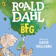 The BFG by Roald Dahl - Audiobook