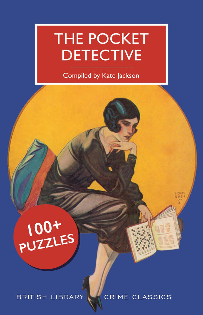 The Pocket Detective : 100+ Puzzles