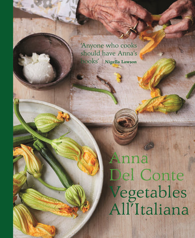 Vegetables All'Italiana by Anna Del Conte
