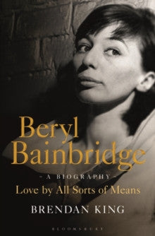 Beryl Bainbridge by Brendan King